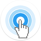 Pay-Per-Click Marketing Icon